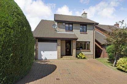 4 Bedrooms Detached House for sale in Parkinch, Erskine, Renfrewshire