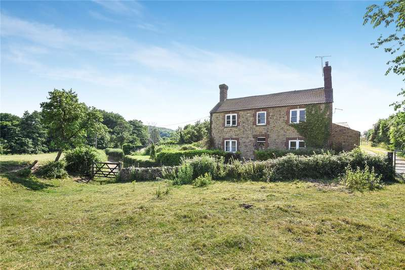 4 Bedrooms Detached House for sale in Cole, Bruton, Somerset, BA10