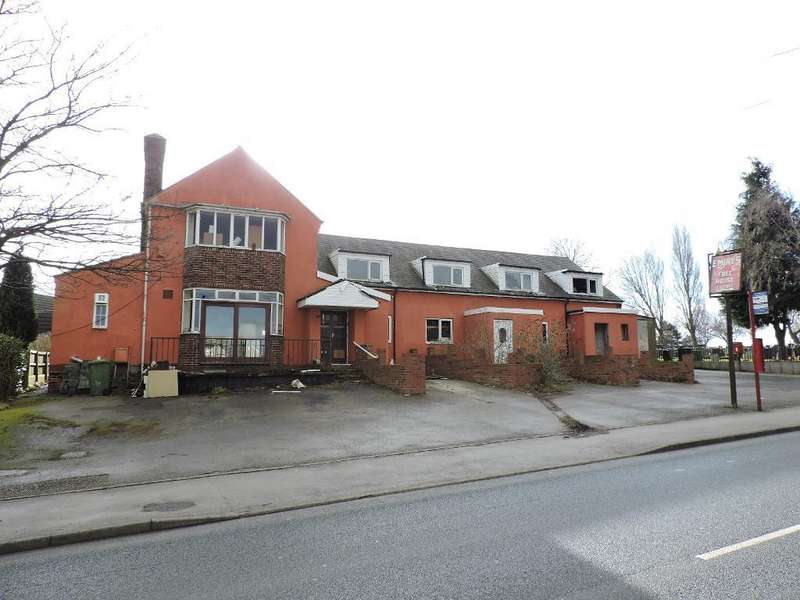 11 Bedrooms Detached House for sale in Minsthorpe Lane, South Elmsall, Pontefract, WF9 2AU