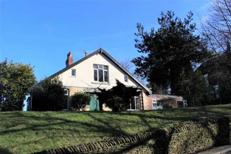 5 Bedrooms Detached House for sale in Higham Lane, Gee Cross