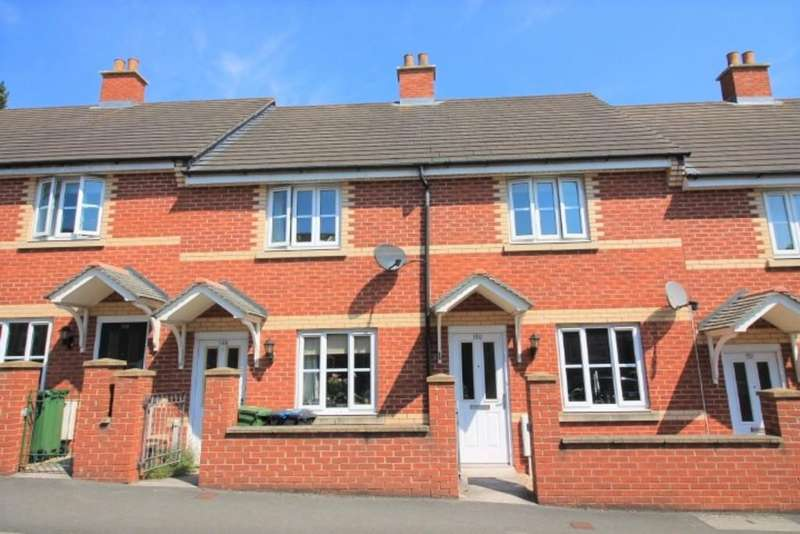 2 Bedrooms Terraced House for sale in Monks Road, Exeter