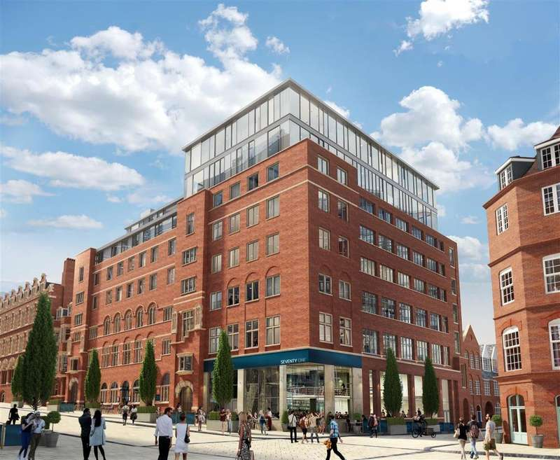 2 Bedrooms Apartment Flat for sale in The Lightwell, Cornwall Street, Birmingham