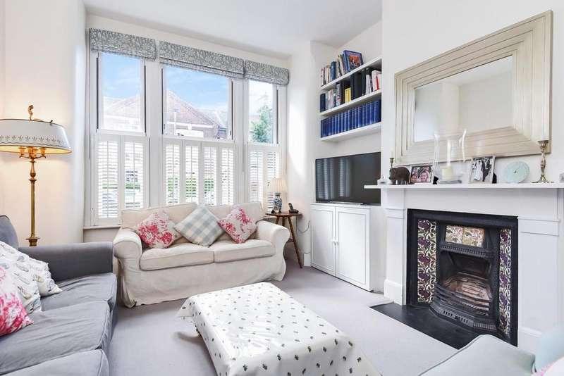4 Bedrooms Terraced House for sale in Algarve Road, Earlsfield