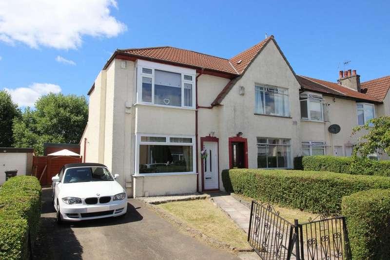 2 Bedrooms Terraced House for sale in 41 Dalgarroch Avenue, Clydebank, G81 1EU