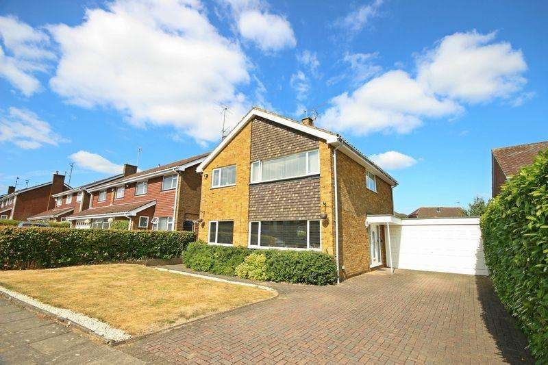 4 Bedrooms Detached House for sale in Ringwood Road, Old Bedford Road Area, Luton