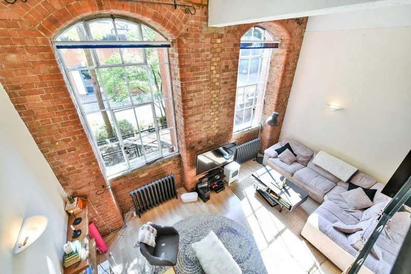 2 Bedrooms Apartment Flat for sale in Manhattan Building, The Bow Quarter