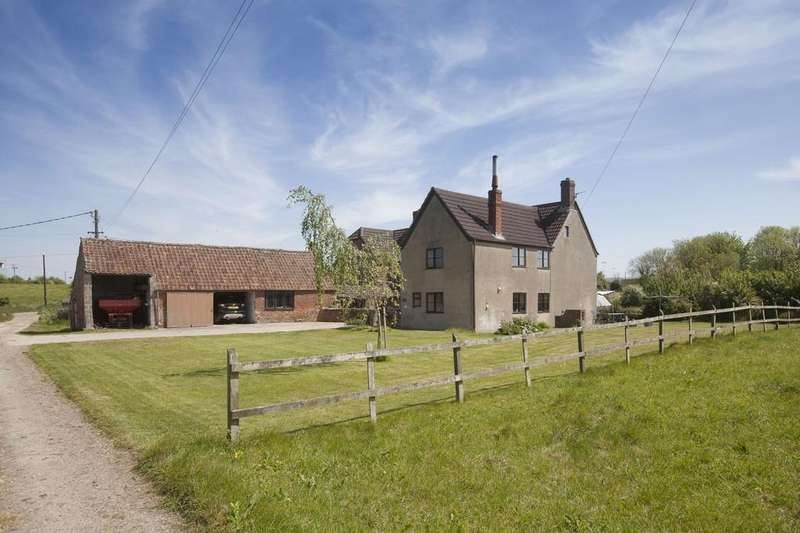 5 Bedrooms Detached House for sale in Westbury, Wiltshire
