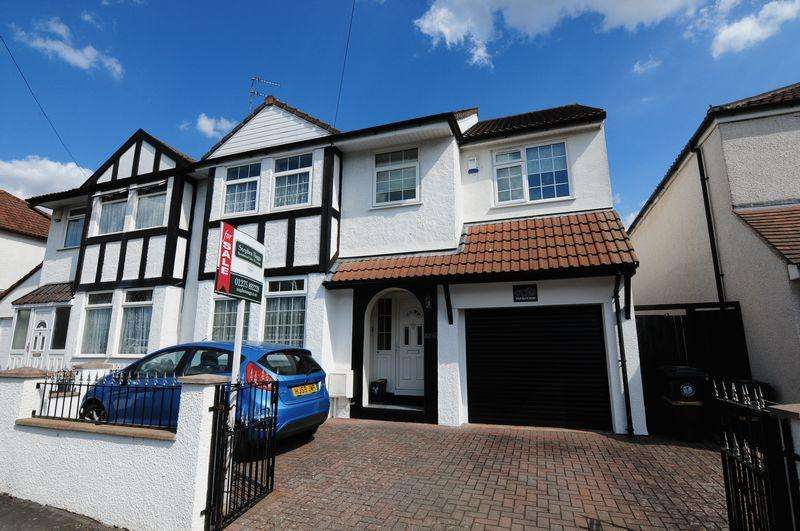 4 Bedrooms Semi Detached House for sale in Bloomfield Road, Brislington, Bristol, BS4
