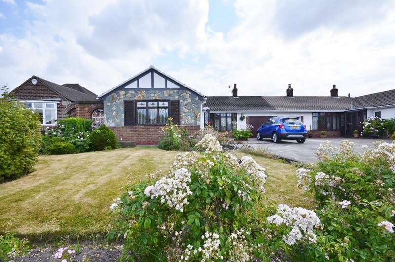 2 Bedrooms Semi Detached Bungalow for sale in Shaftesbury Avenue, Timperley, Altrincham
