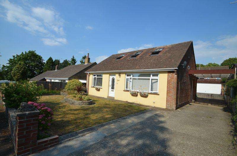 4 Bedrooms Detached Bungalow for sale in West Mills Road, Dorchester