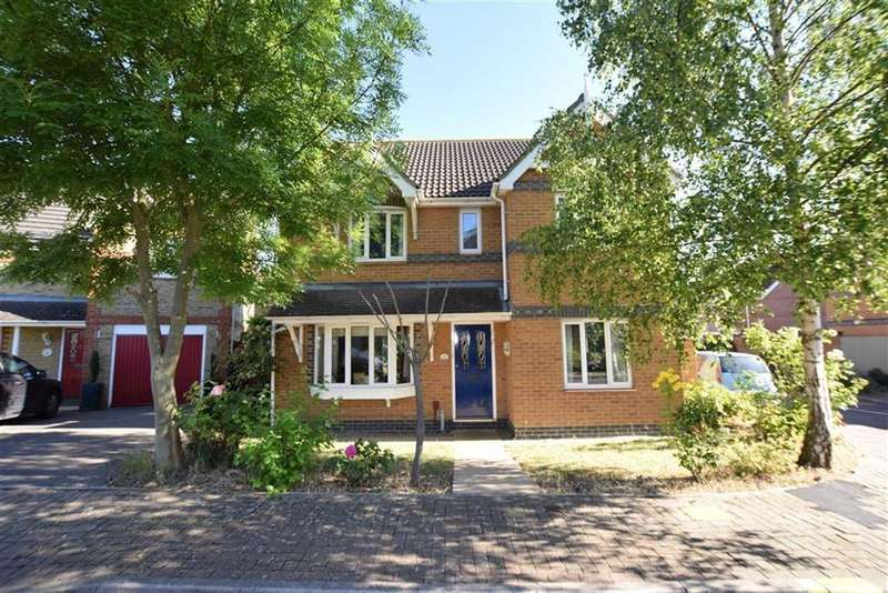 4 Bedrooms Detached House for sale in Poplar Close, South Ockendon, Essex