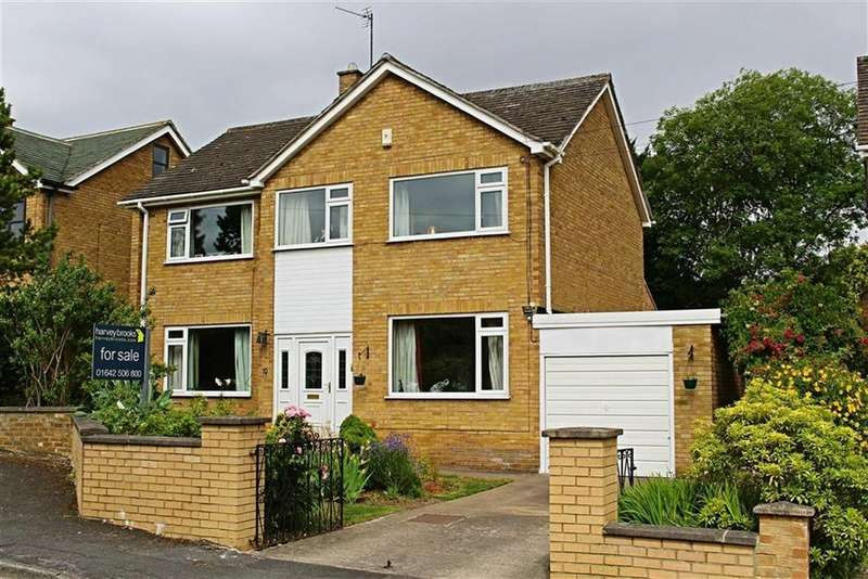 4 Bedrooms Detached House for sale in Cleveland Drive, Marton