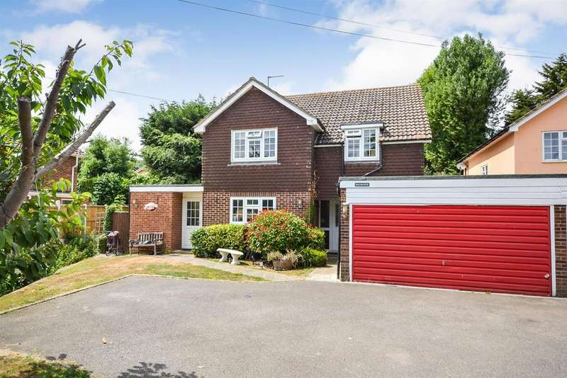 4 Bedrooms Detached House for sale in The Street, Woodham Walter