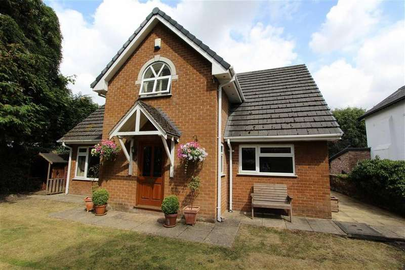 5 Bedrooms Detached House for sale in Eagle Brow, Lymm, Cheshire