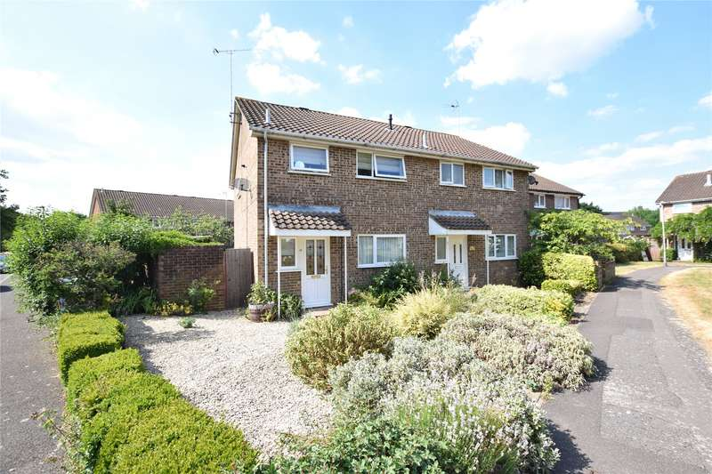 3 Bedrooms Semi Detached House for sale in Turnberry, Bracknell, Berkshire, RG12