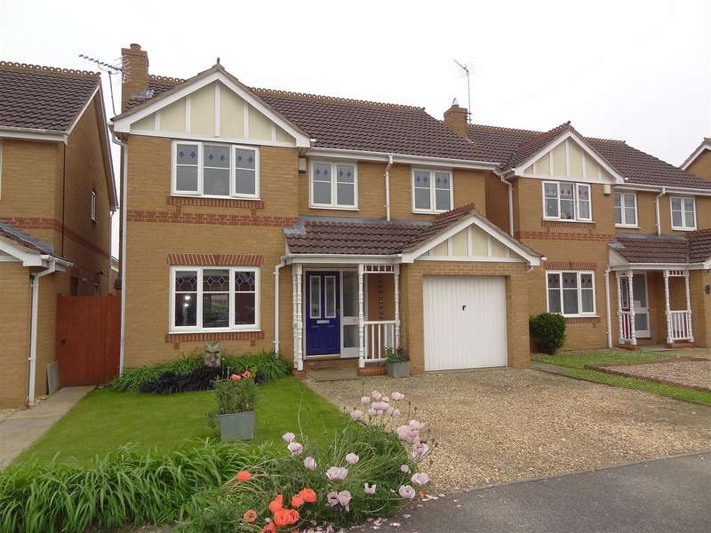 4 Bedrooms Property for sale in Gibson Close, Holdingham, Sleaford