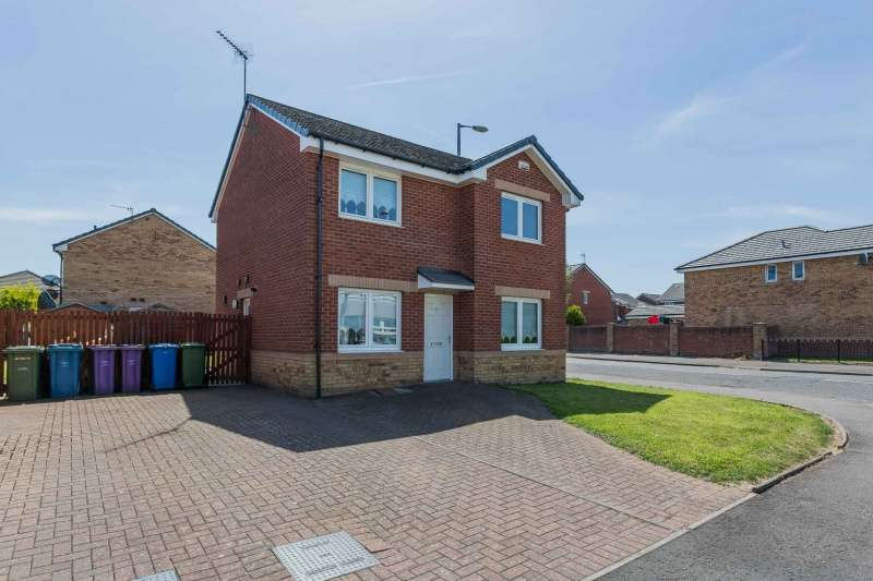 3 Bedrooms Detached House for sale in Barshaw Road, Glasgow, G52 4EE