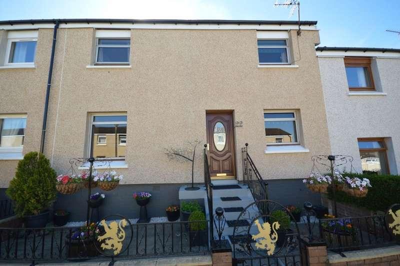3 Bedrooms Property for sale in Haughs Way, Denny, FK6