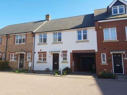 3 Bedrooms Terraced House for sale in Horsemead Piece, Winslow, Buckingham, Buckinghamshire