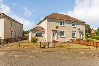 4 Bedrooms Semi Detached House for sale in Lynn Avenue, Dalry