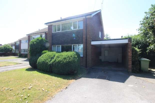 3 Bedrooms Detached House for sale in Hawksley Avenue, Chesterfield, Derbyshire, S40 4TN