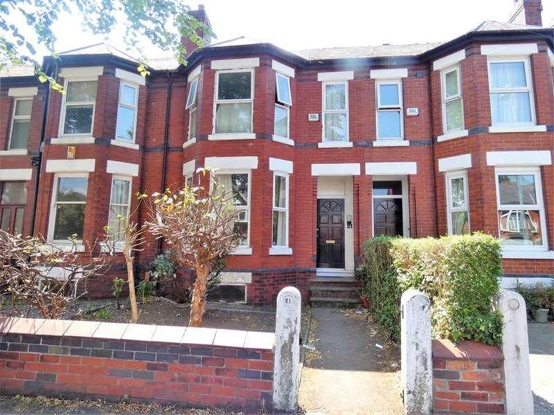 4 Bedrooms Terraced House for sale in Mauldeth Road West, Manchester, Greater Manchester, M20