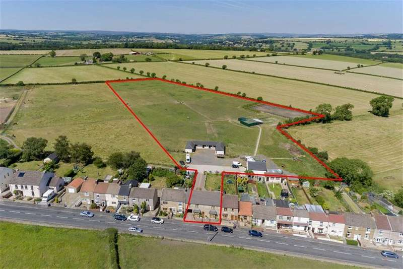 4 Bedrooms Equestrian Facility Character Property for sale in Park Road, Witton Park, Bishop Auckland, County Durham