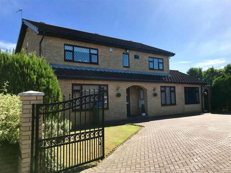 5 Bedrooms Detached House for sale in Thorn Side, Ingleby Barwick
