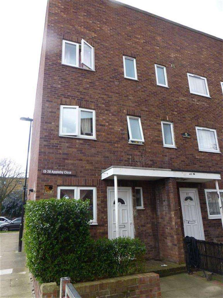 4 Bedrooms Town House for sale in Appleby Close, Tottenham