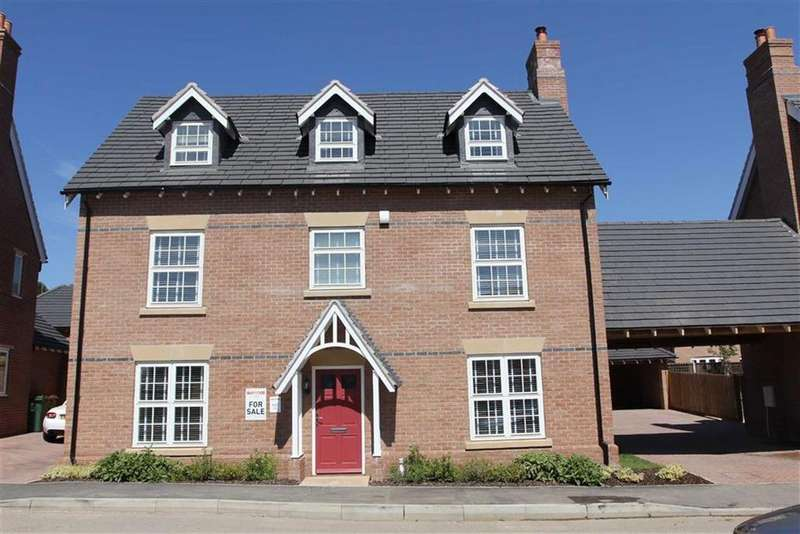 5 Bedrooms Detached House for sale in Farriers Close, Wymeswold, Leicestershire