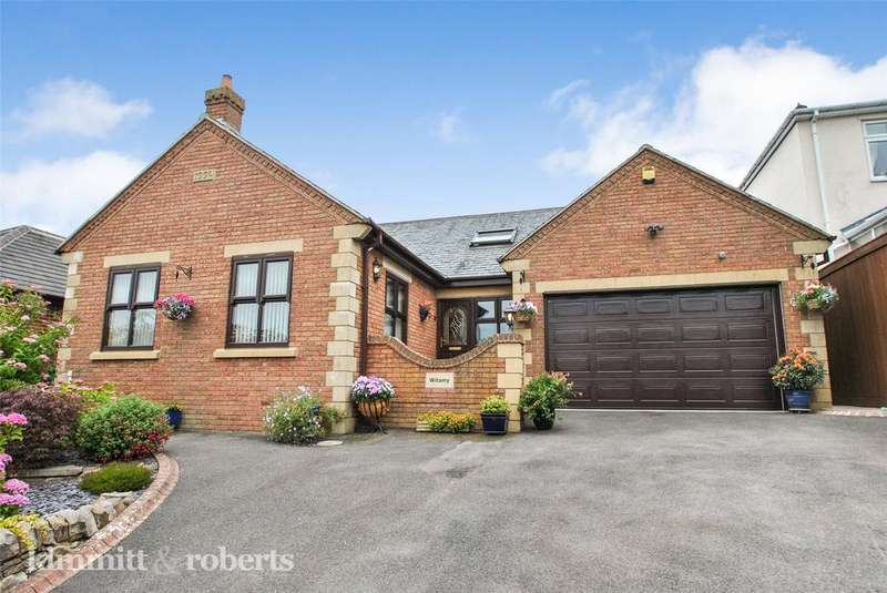 3 Bedrooms Detached Bungalow for sale in Ryehilll View, East Rainton, Tyne and Wear, DH5