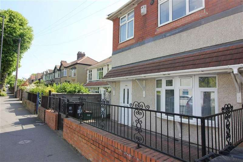 2 Bedrooms Flat for sale in Kellaway Avenue, Horfield, Bristol