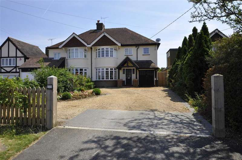 5 Bedrooms Semi Detached House for sale in Beehive Lane, Great Baddow