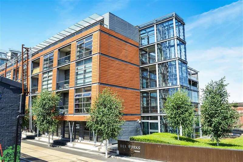 2 Bedrooms Apartment Flat for sale in The Boxworks, Castlefield, Manchester, M15