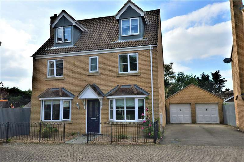 5 Bedrooms Property for sale in Collyns Way, Collyweston, Stamford