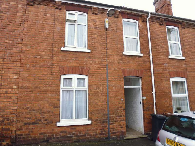 2 Bedrooms Terraced House for sale in Florence Street, Lincoln
