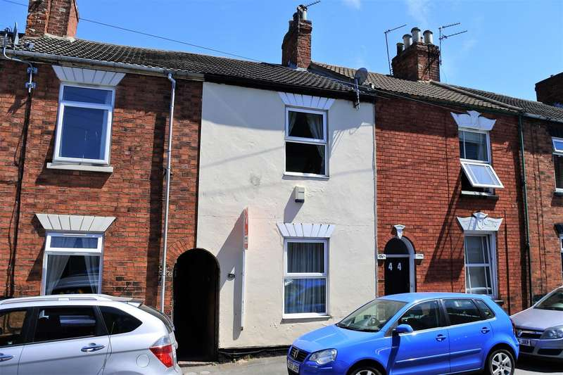 3 Bedrooms Terraced House for sale in Grantley Street, Grantham