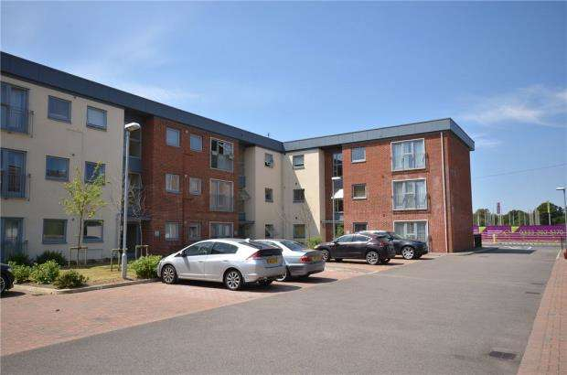 2 Bedrooms Apartment Flat for sale in Wentworth Place, London Road, Binfield