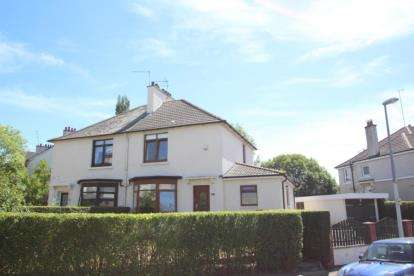 3 Bedrooms Semi Detached House for sale in Arisaig Drive, Glasgow