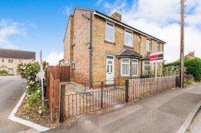 3 Bedrooms Semi Detached House for sale in Eyebury Road, Eye, Peterborough, Cambridgeshire