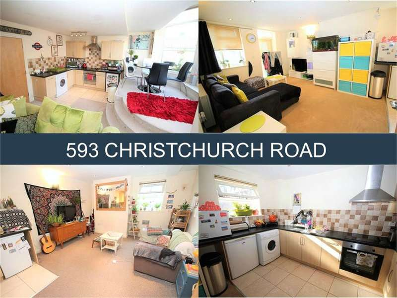 Detached House for sale in Christchurch Road, Bournemouth, BH1