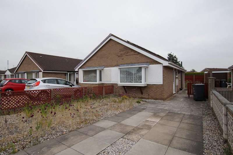 1 Bedroom Semi Detached Bungalow for sale in Aldergrove Close, Lincoln