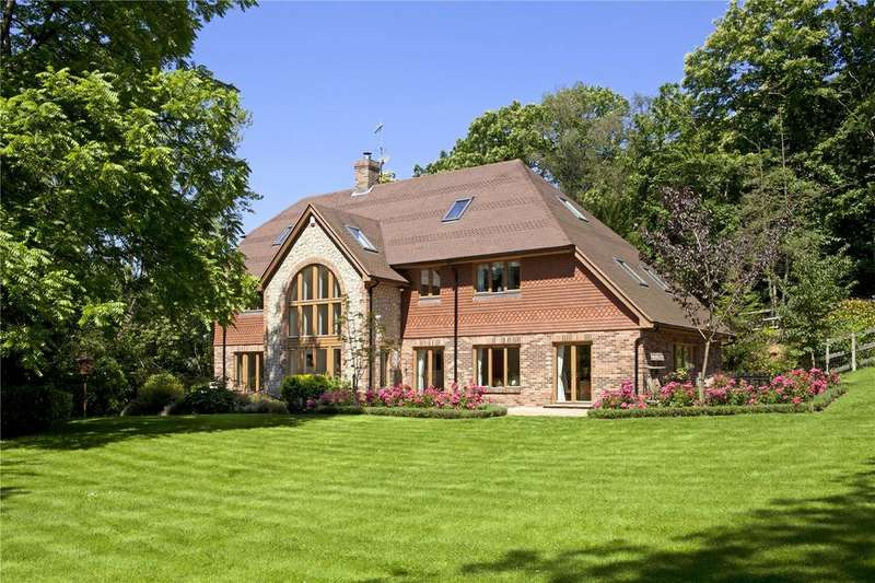 6 Bedrooms Detached House for sale in Comp Lane, Platt, Sevenoaks, Kent, TN15