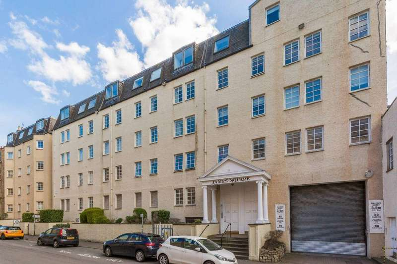 3 Bedrooms Flat for sale in 51/16 James Square, Caledonian Crescent, Dalry EH11 2AT