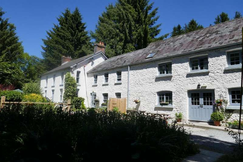 6 Bedrooms Smallholding Commercial for sale in Llanwrda