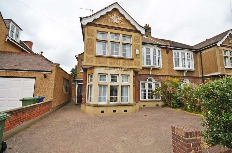 4 Bedrooms Semi Detached House for sale in Palmers Avenue, Grays