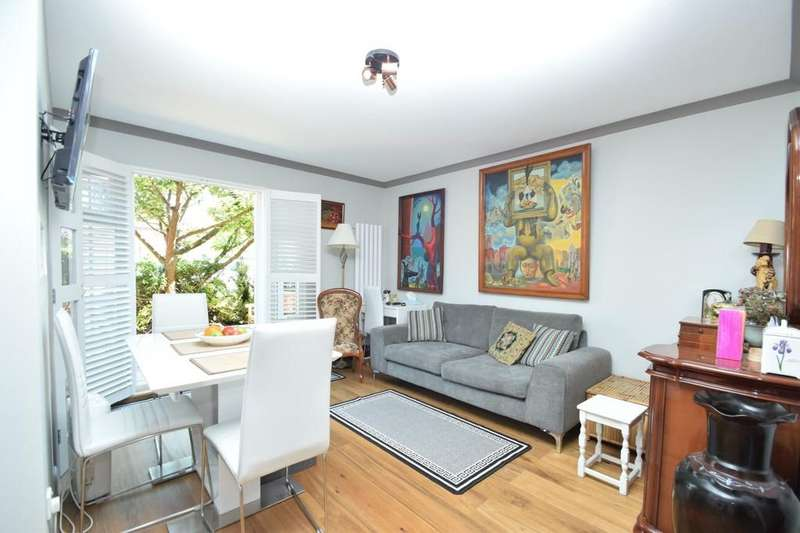 2 Bedrooms Ground Flat for sale in Elsinore Gardens, Cricklewood, NW2