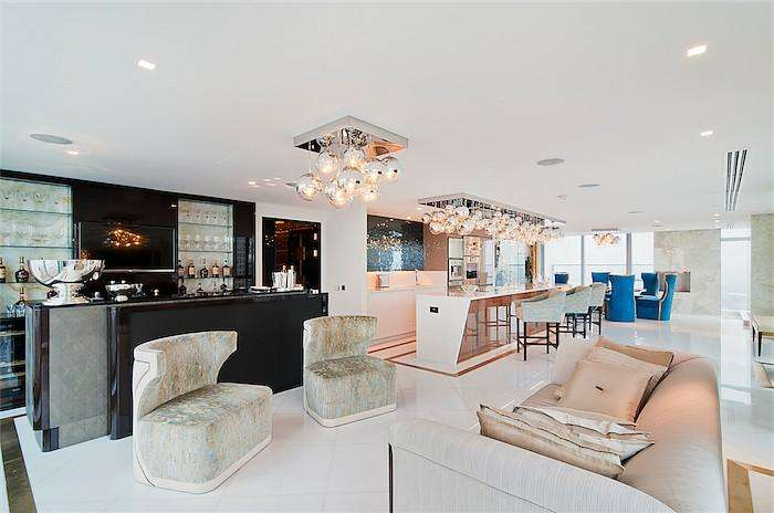 3 Bedrooms Flat for rent in Pan Peninsula West, Pan Peninsula Square, Nr Canary Wharf, London, E14