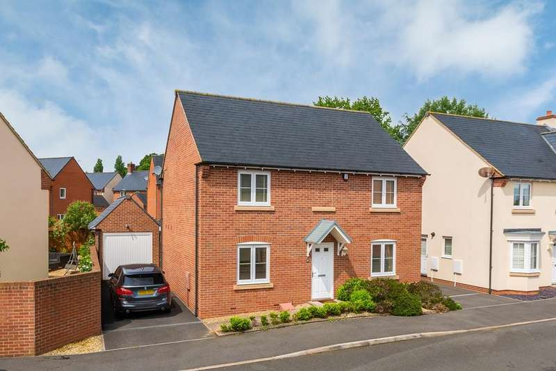 4 Bedrooms Detached House for sale in Hickory Lane, Almondsbury, Bristol, BS32