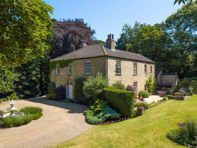 5 Bedrooms Detached House for sale in Church Hill, Barnetby